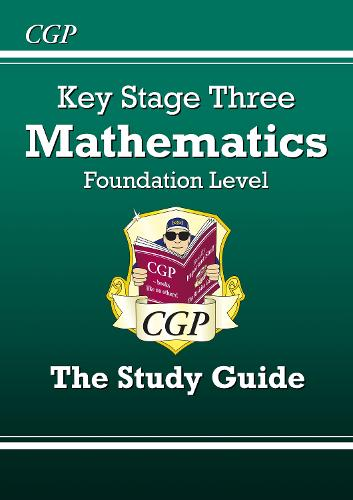 KS3 Maths Study Guide - Foundation (Paperback)