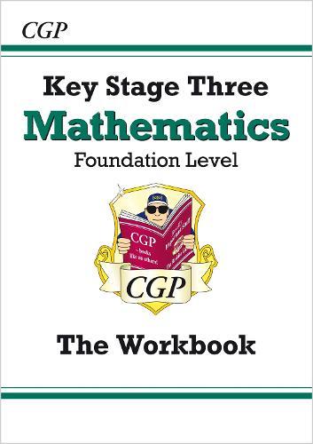 KS3 Maths Workbook - Foundation (Paperback)