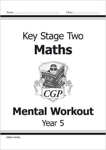 KS2 Mental Maths Workout - Year 5 (Paperback)