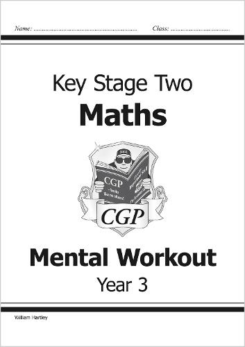KS2 Mental Maths Workout - Year 3 (Paperback)