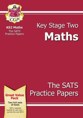 KS2 Maths SATS Practice Paper Pack (for the New Curriculum) (Paperback)
