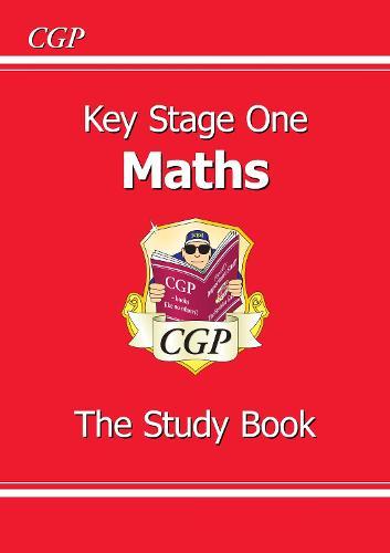 KS1 Maths Study Book (Paperback)