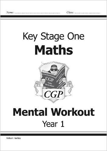 KS1 Mental Maths Workout - Year 1 (Paperback)