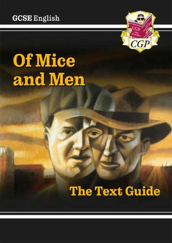 GCSE English Text Guide - Of Mice and Men (Paperback)