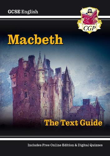 Grade 9-1 GCSE English Shakespeare Text Guide - Macbeth (Paperback)