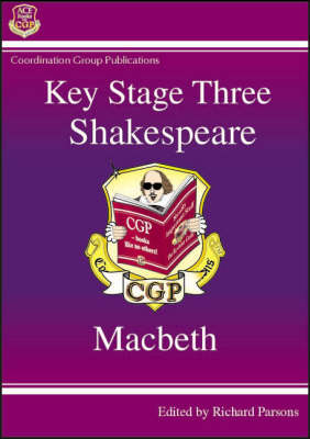 KS3 English Shakespeare Text Guide - Macbeth (Paperback)