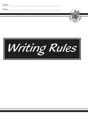 KS2 English Writing Rules (Paperback)