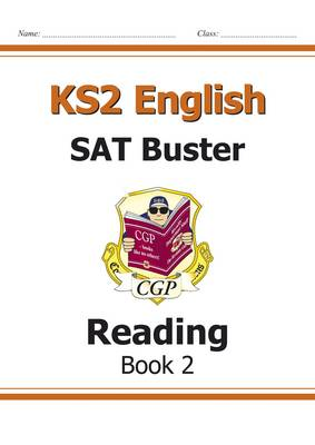 KS2 English SAT Buster: Reading Book 2 (for the New Curriculum) (Paperback)