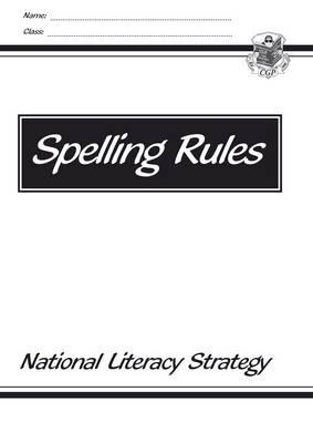 KS1 & KS2 English Spelling Rules (Paperback)