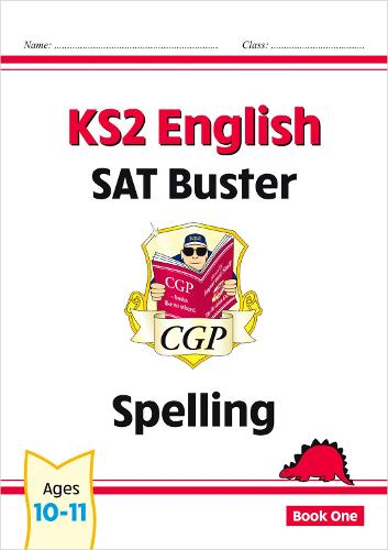 KS2 English SAT Buster: Spelling Book 1 (for tests in 2018 and beyond) (Paperback)