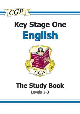 KS1 English SATs Study Book - Levels 1-3 (Paperback)