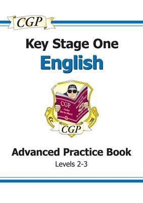 KS1 English SATs Advanced Workbook - Levels 2-3 (Paperback)