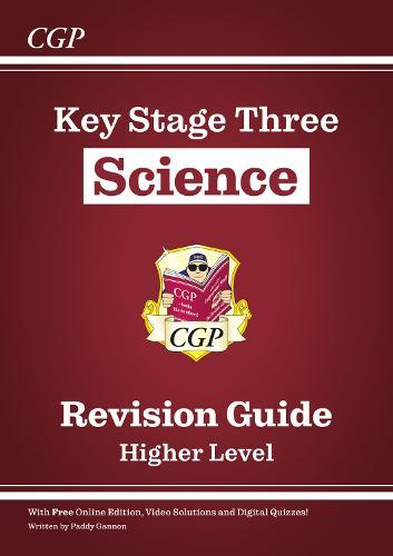 KS3 Science Study Guide - Higher (Paperback)