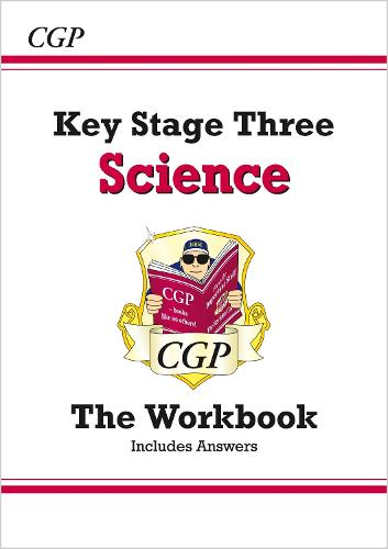 KS3 Science Workbook (with Answers) (Paperback)