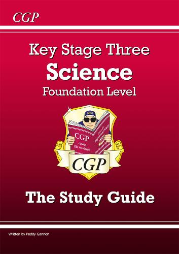 KS3 Science Study Guide - Foundation (Paperback)