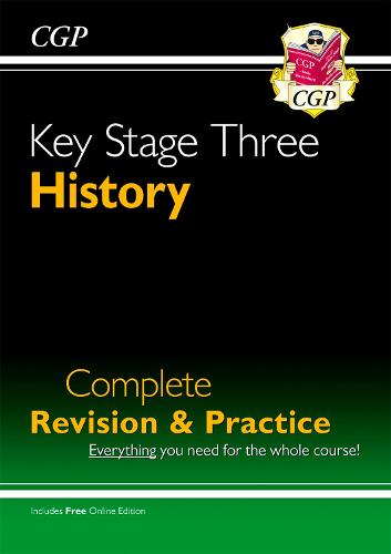 KS3 History Complete Study and Practice (Paperback)