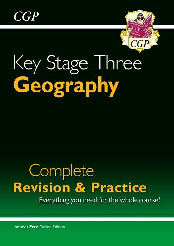 ks3 geography all in one revision and practice collins new key stage 3 revision