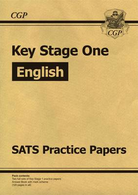 KS1 English SATs Practice Papers (for the New Curriculum) (Paperback)