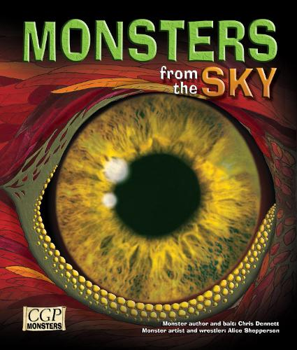 KS2 Monsters from the Sky Reading Book (Paperback)