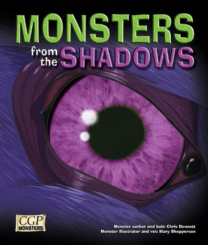 KS2 Monsters from the Shadows Reading Book (Paperback)