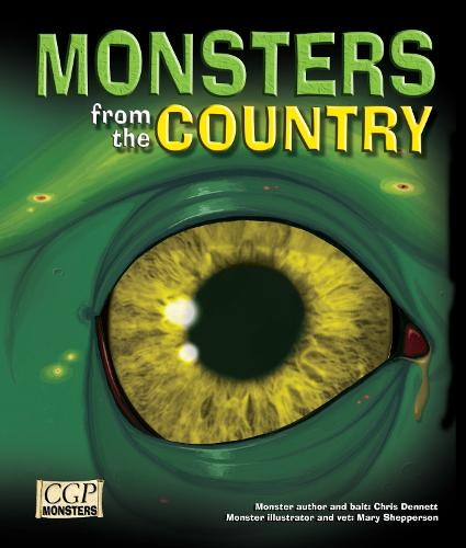KS2 Monsters from the Country Reading Book (Paperback)
