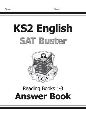KS2 English SAT Buster: Reading Answer Book (for the New Curriculum) (Paperback)