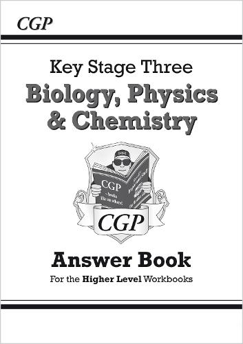 KS3 Science Answers for Workbooks (Bio/Chem/Phys) - Higher (Paperback)