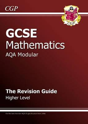 GCSE Maths AQA Modular Revision Guide - Higher (Paperback)