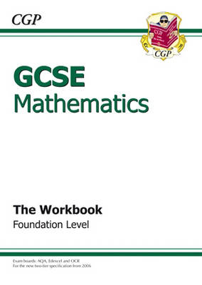 GCSE Maths Workbook - Foundation (Paperback)