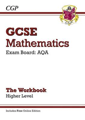 GCSE Maths AQA Workbook with Online Edition - Higher (A*-G Resits) (Paperback)