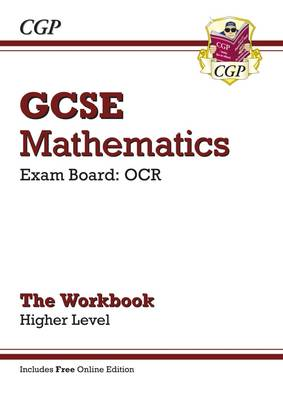 GCSE Maths OCR Workbook with Online Edition - Higher (A*-G Resits) (Paperback)