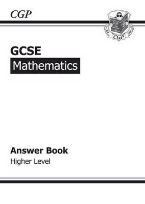 GCSE Maths Answers (for Workbook) - Higher (Paperback)