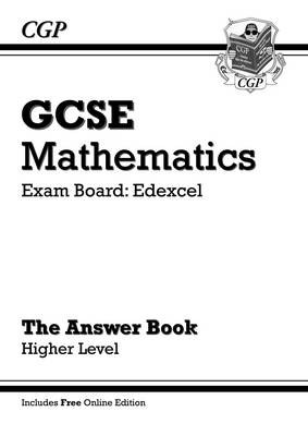 GCSE Maths Edexcel Answers for Workbook with Online Edition - Higher (A*-G Resits) (Paperback)