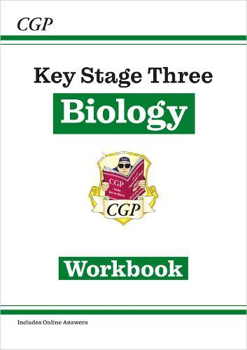 KS3 Biology Workbook - Higher (Paperback)