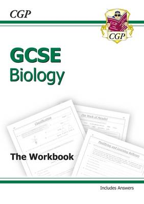 GCSE Biology Workbook (Including Answers) (A*-G Course) (Paperback)