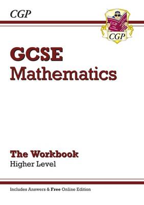 GCSE Maths Workbook with Answers and Online Edition - Higher (A*-G Resits) (Paperback)