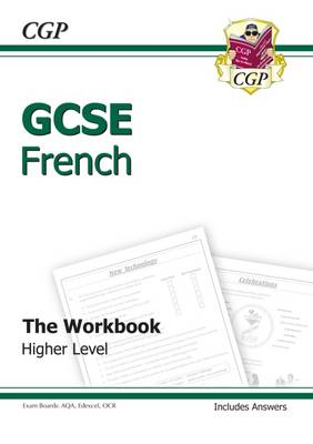 GCSE French Workbook (Including Answers) Higher (A*-G Course) (Paperback)