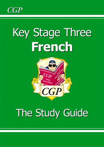 KS3 French Study Guide (Paperback)