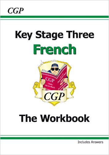 Key Stage 3 French The workbook (Paperback)