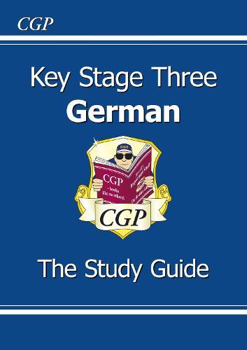Key stage 3 German Study guide (Paperback)