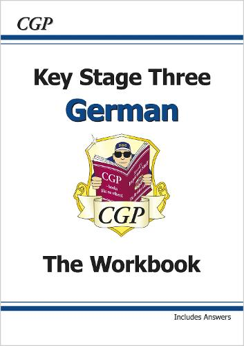 KS3 German Workbook with Answers (Paperback)