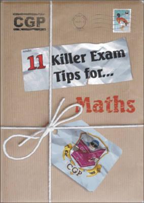 Maths Killer Exam Tips (Paperback)