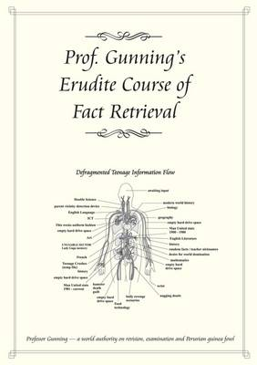 Professor Gunning's Erudite Course of Fact Retrieval (How to Revise) (Paperback)