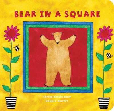 Bear in a Square (Board book)