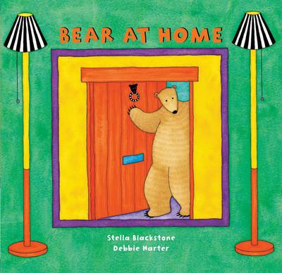 Bear at Home (Paperback)