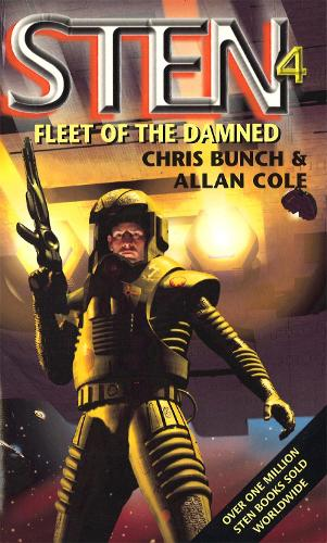 Fleet Of The Damned: Number 4 in series - Sten (Paperback)