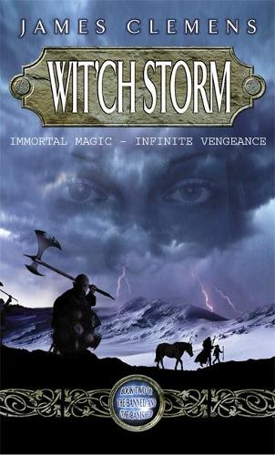 Wit'ch Storm: The Banned and the Banished Book Two - Banned and the Banished (Paperback)