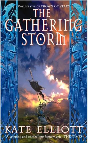 The Gathering Storm: Crown of Stars 5 - Crown of Stars (Paperback)