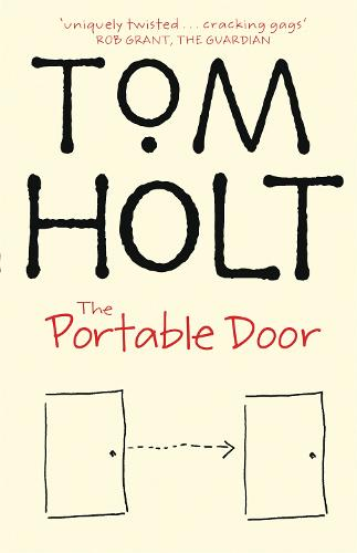 The Portable Door (Paperback)