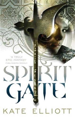Spirit Gate: Book One of Crossroads - Crossroads (Paperback)